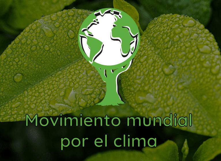 Movimiento mundial por el clima