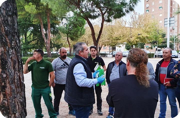 Jornada técnica de endoterapia en Talavera